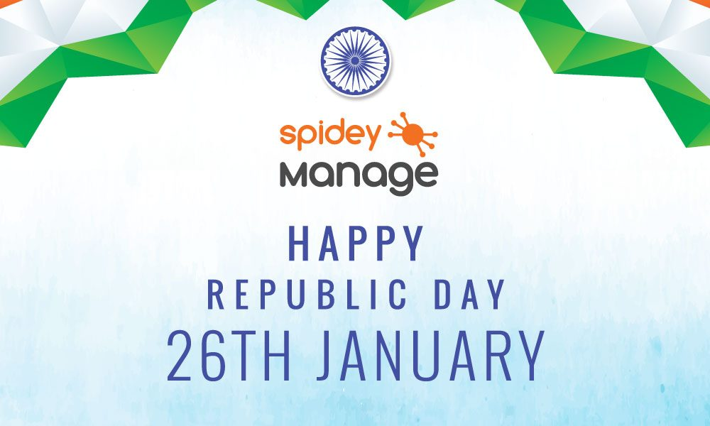 A thousand salutes to the great nation of ours. May it become even more prosperous. Wish you a very Happy Republic Day!
