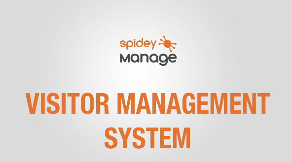 Complete Visitor Management Software System by SpideyManage