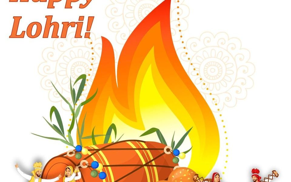 Wishing this harvest season brings happiness and prosperity to you all. Happy Lohri to all!