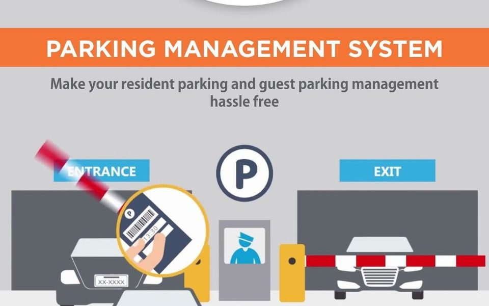 Smart & easy parking management with Spideymanage